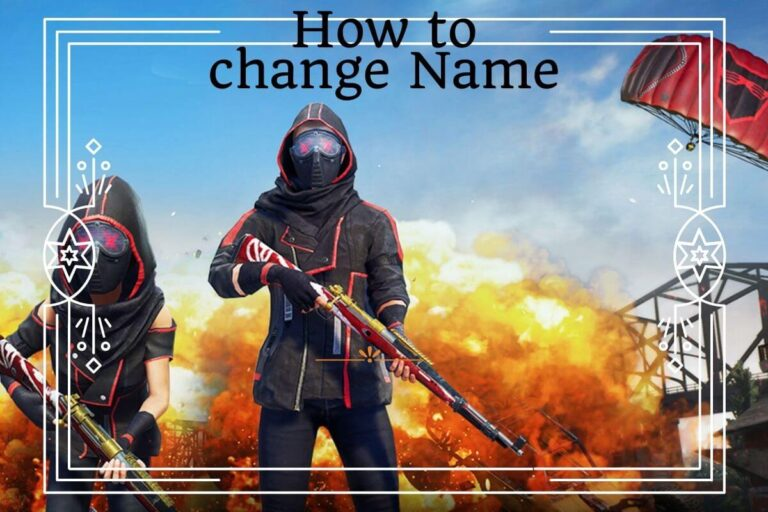 How to Change Name in PUBG Mobile