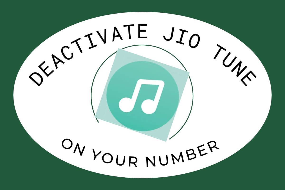 How to stop JIO caller tune