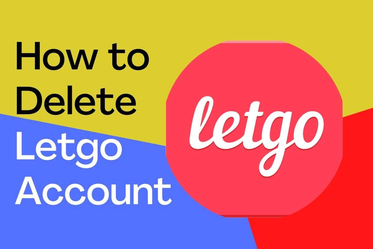 How to Delete Letgo Account